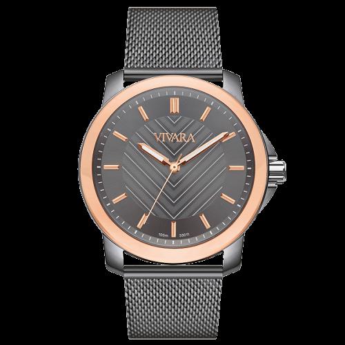 4afae7e14bd Relógio Vivara Feminino Aço Chumbo - DS13499R0A-2