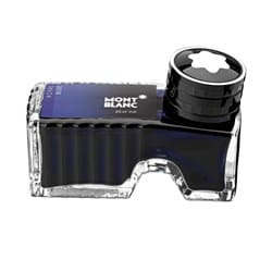 Tinteiro Montblanc Royal Blue Azul 60 ml - 105192