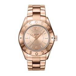 Relógio Lacoste Feminino Aço Dourado - 2000754 2292a06609