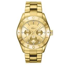 Relógio Lacoste Feminino Aço Dourado - 2000753 c50f255f7f