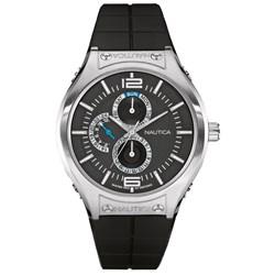 08bdab9adb9 Relógio Nautica Masculino Resina Preta - A19558G