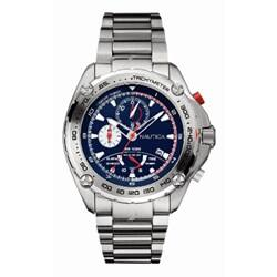 dfa3a0a1b33 Relógio Nautica Masculino Aço - A34522G