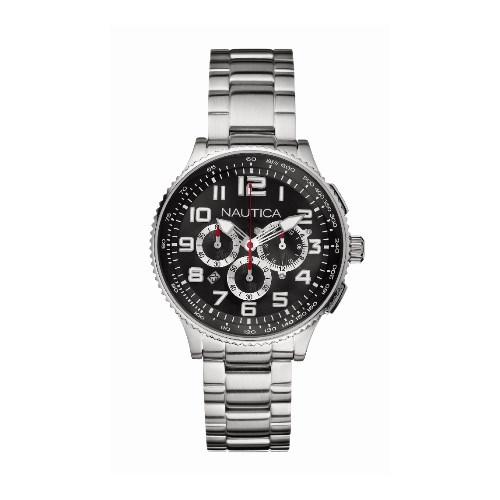 79763e760c7 Relógio Nautica Feminino Aço - A25521M