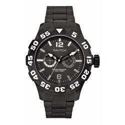6bce52de016 Relógio Nautica Masculino Resina Preta - A23099G