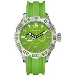 3c28be55749 Relógio Nautica Masculino Resina Verde - A16605G
