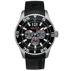 269fb491e79 Relógio Nautica Masculino Resina Preta - A12022G
