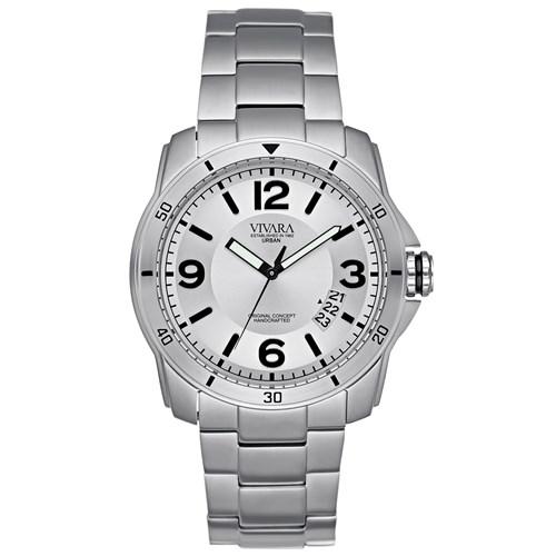 8a082d9ccb5 Relógio Vivara Masculino Aço - DS10299R2G-4