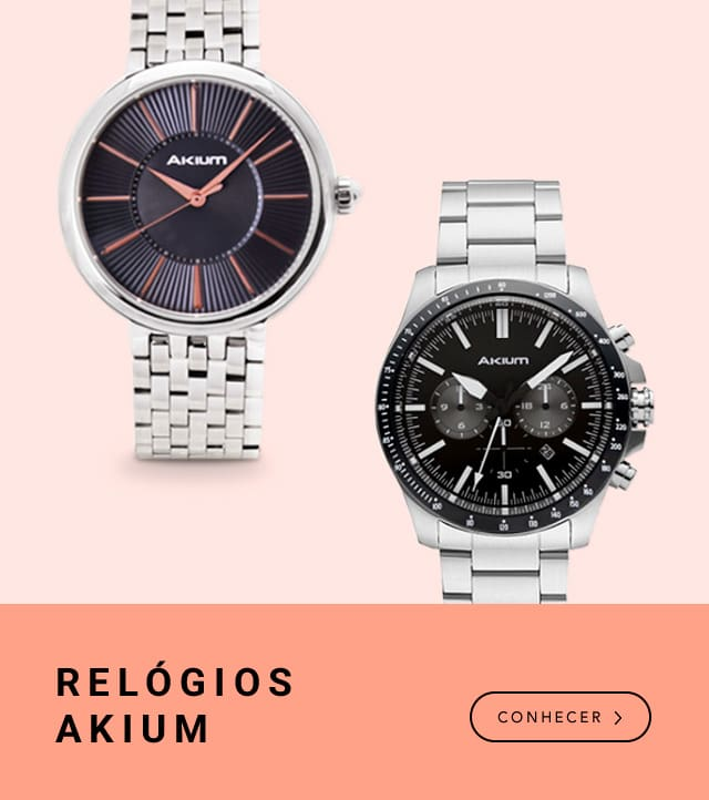 Relógios Akium   Vivara c016086750