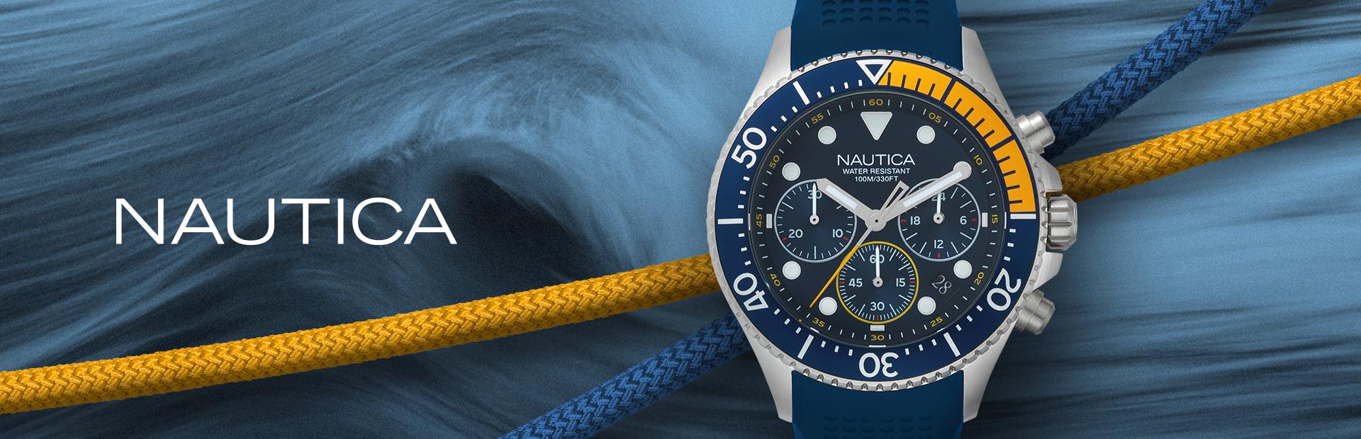 d810c4e166b Relógios Nautica