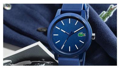 5f50c27f353 Relógios Lacoste